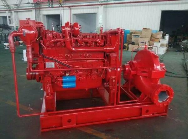 水泵机组系列
